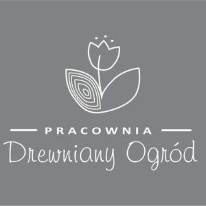logo drewniany ogród